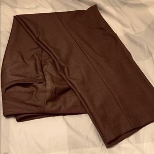 Avenue size 20 brownish (lite) dress slacks